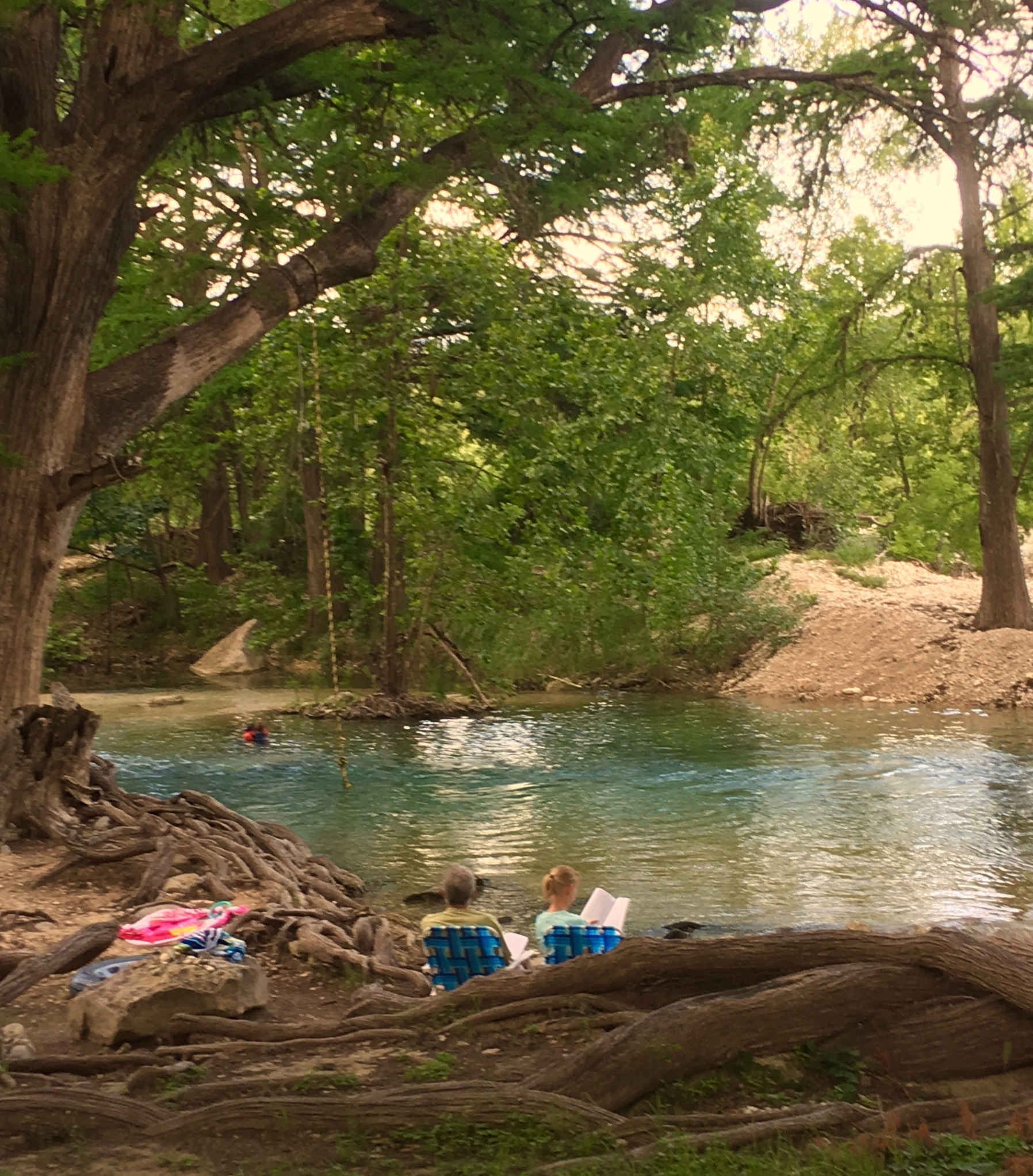 Hill Country RV Oasis - Vacation Rental RVs in Utopia, TX